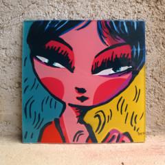 vinyl, methacrylate and paint